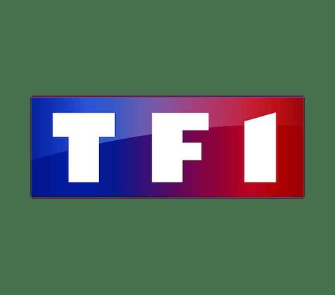 Logo de la chaîne française TF1
