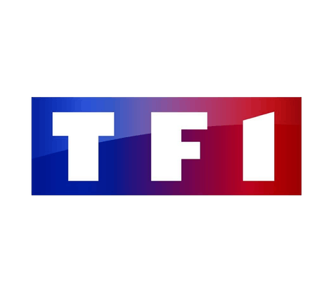 French channel TF1 logo.