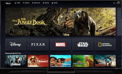 Disney- und Pixar-Filme auf Disney Plus
