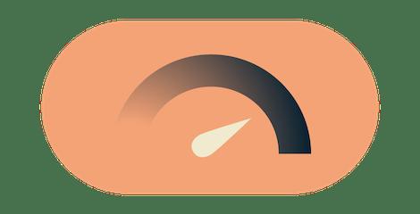 Velocímetro en internet: obtenga unas velocidades increíbles con ExpressVPN.