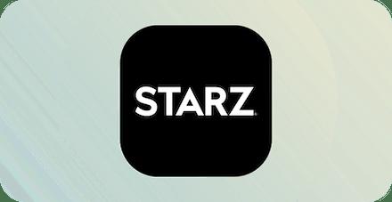 Stream Starz with a VPN.
