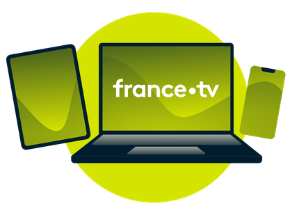 Watch France TV on your devices.