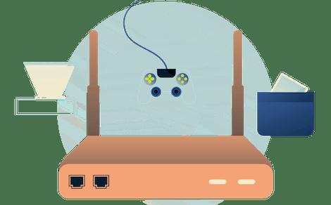 รับ VPN สำหรับเราเตอร์ที่บ้านและปกป้องอุปกรณ์ทั้งหมดของคุณที่บ้าน