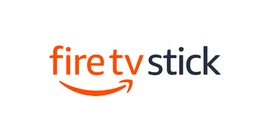 Amazon Fire TV Stick logo.