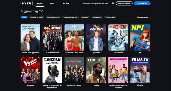 TF1 Screenshot