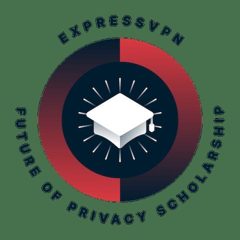 ExpressVPN Scholarship logo.