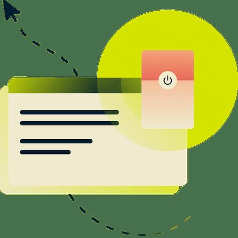 Rozszerzenie ExpressVPN dla przeglądarki Microsoft Edge.