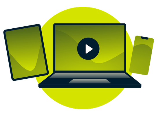 Use ExpressVPN to watch anything on all of your devices.
