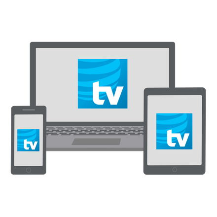 Watch AT&T TV Now on smartphone, computer, or tablet.