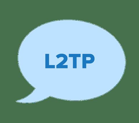 L2TP VPN-protokol.