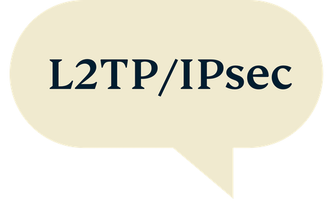 L2TP VPN-protokoll.