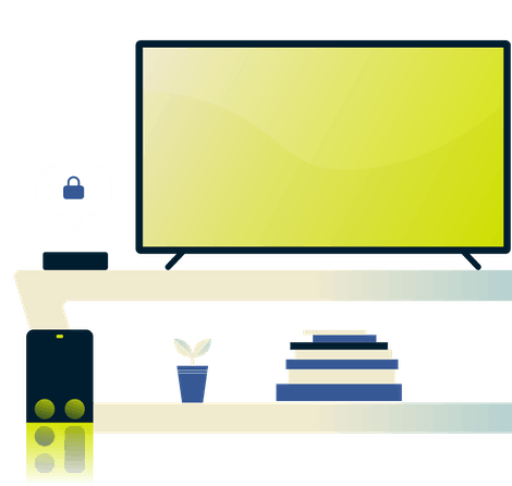 Воспользуйтесь лучшей VPN для Apple TV.