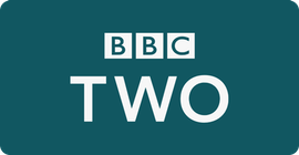 BBC Two logo.