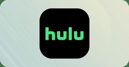 Логотип Hulu.