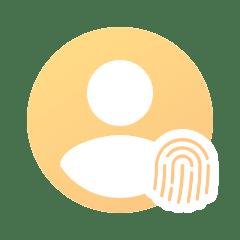 Default avatar.