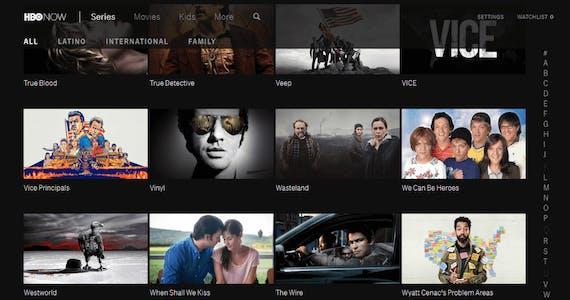 Berätta för alla du känner: Du kan se fler HBO-program med ExpressVPN.