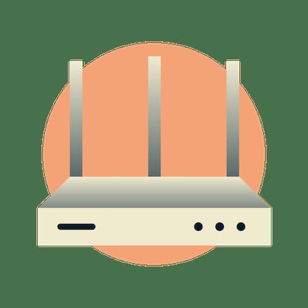 Używaj Chromecast z routerem VPN.