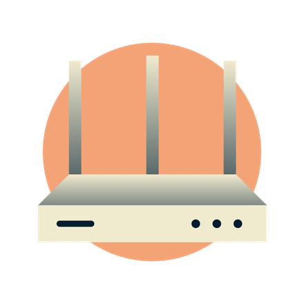 Use Chromecast with a VPN router.