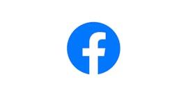 Facebook logoet.