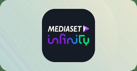 mediaset infinity logo