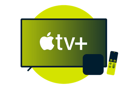 Use ExpressVPN to watch Apple TV on all of your devices.