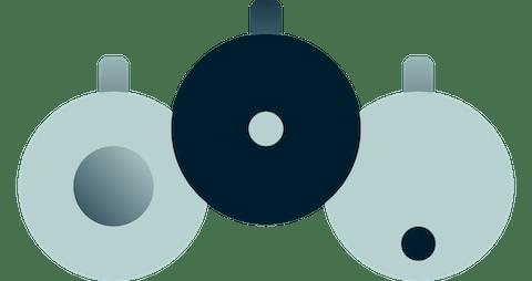 다양한 Chromecast 모델의 콘솔 및 리모콘