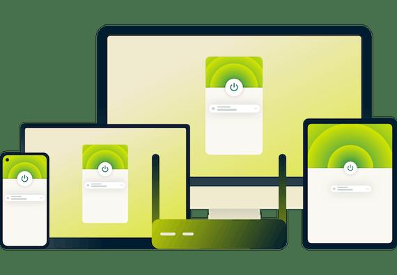 VPN for Windows, Mac, iPhone, iPad, iPod, Android og rutere.