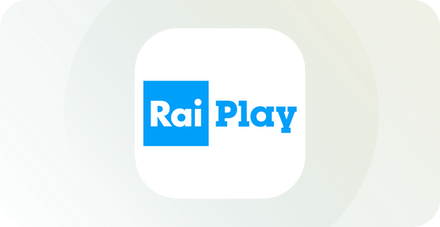 İtalyan video izleme hizmeti Raiplay logosu
