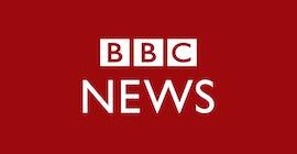 Логотип BBC News.