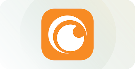 logotipo do Crunchyroll