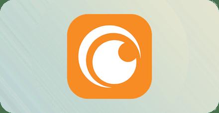 Логотип Crunchyroll