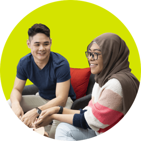 ExpressVPN employees collaborating