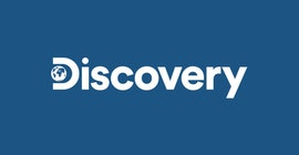 Discovery Channel logo.