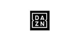 Logo DAZN.