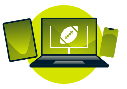Stream NFL football with a VPN on any device