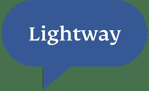 ลูกโป่งคำพูดพร้อมโปรโตคอล Lightway