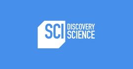Science Channelのロゴ。