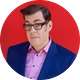 Richard Osman Twitter avatar.