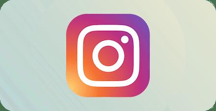 Instagramロゴ。