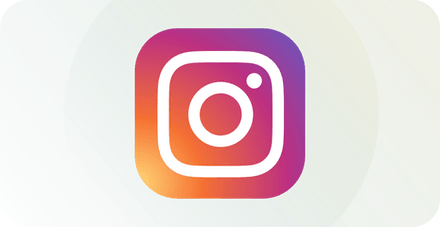 Logotipo de Instagram.