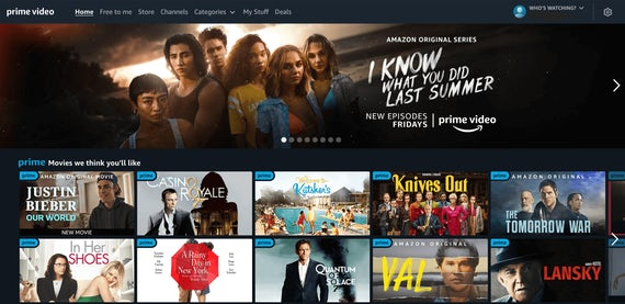 How to watch Amazon Prime Video with ExpressVPN