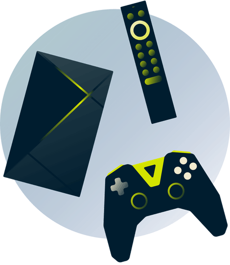 Get the best VPN for Nvidia Shield TV Pro.