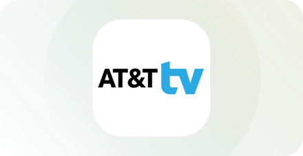 AT&T TV Nowロゴ。
