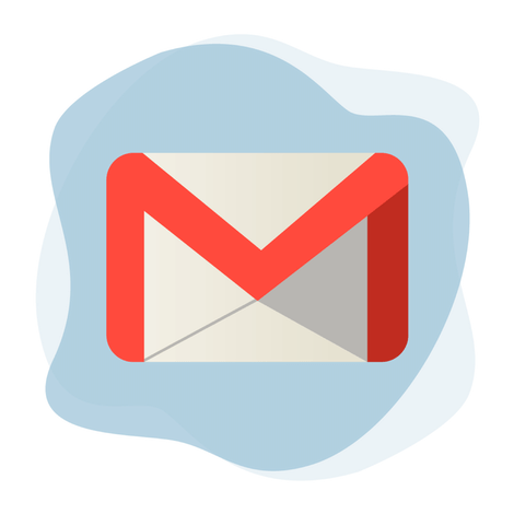 Unblock Gmail with a VPN: Gmail logo.