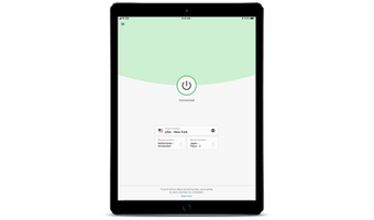 Preview: Screenshots iPad ExpressVPN-iPad-Pro