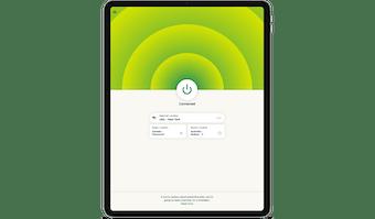 Preview: Screenshots iPad ExpressVPN-iPad-Pro