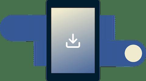 Download a VPN for Kindle.