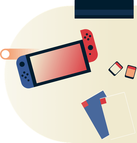 Get the best VPN for Nintendo Switch.