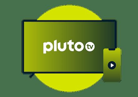 pluto tv vpn logo