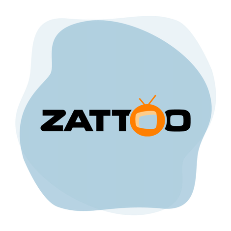 The Zattoo logo.